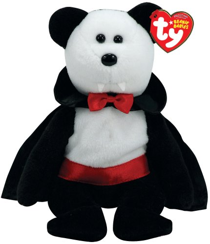 Ty Beanie Babies Baron Van Pyre - Bear