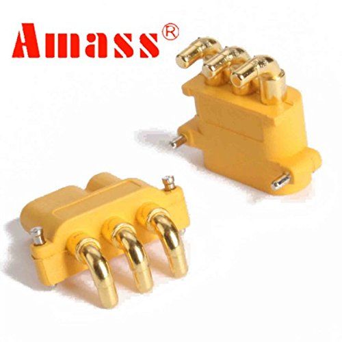 Amass MR30PW Connector Plug Female & Male 1 Pair supplier