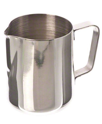 Update International EP-12 Stainless Steel Frothing Pitcher, 12-Ounce Set of 12 by Update International   B00M8EZQT6