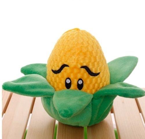 Plants Vs Zombies 2 PVZ Figures Plush Baby Staff Toy Stuffed Soft Doll (Kernel Pult) (Vs Corn Plants Zombies)