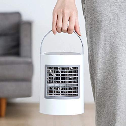 PTICA Portátil USB Luz LED Aire Acondicionado Refrigeración por ...