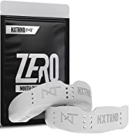 2 Pack Nxtrnd Zero Mouth Guard Sports – 1.6 mm Ultra Thin Professional Mouthguards for Boxing, MMA, Sparring,