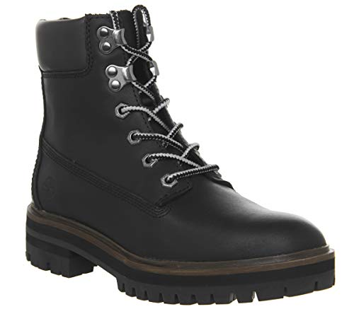 Jet Timberland Square London Bo Black Chaussure Mincio 6 Inches fnqrZfwYP