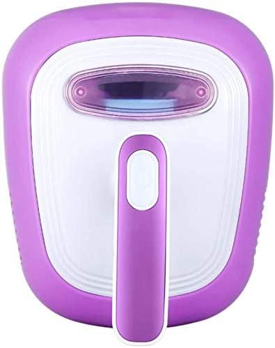 asdasd Aspirateur UV Élimine Les acariens et Les punaises de lit pour Matelas Coussins et Tapis Violet (Couleur: Violet)-Violet