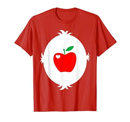 Smart Easy Halloween Costume Ideas (Funny Gift Smart Heart Bear costume Halloween T Shirt)