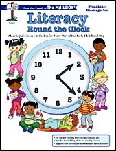Mailbox Clock (Literacy Round the Clock, Grades PreK-K)