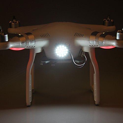 amazoncom skyreat dji phantom 3 quadcopter 24 led spot head light decorative lamp energy saving toys games - Decorative Lamps