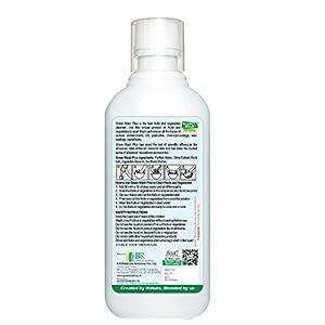 Green Wash Vegetable Wash Concentrate Bottle ...