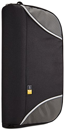 - Case Logic CSW-72 72 Capacity Sport CD Wallet Black/Gray