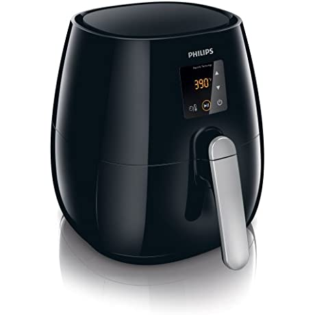 Philips Digital Airfryer The Original Airfryer Fry Healthy With 75 Less Fat Black HD9230 26