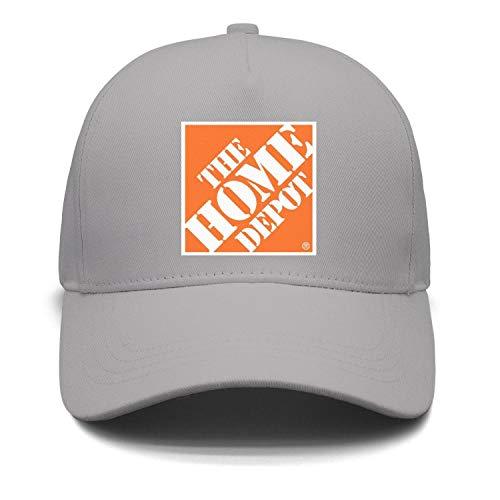 Mens Womens Adjustable The-Home-Depot-Orange-Symbol-Logo-Custom Running Cap Hat