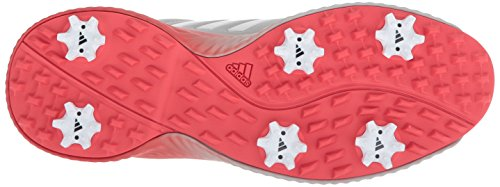 adidas Womens W Response Bounce Grey Two Ftwr White/Real Coral S gi9R4