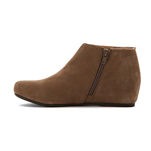 Comfortabele Comforteur Dames Allright Boots Kaki