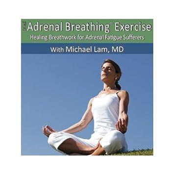 Amazon.com: Dr Lam s de respiración Suprarrenales Ejercicio ...