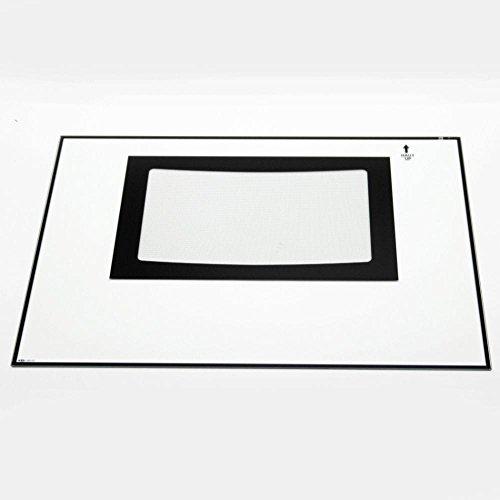 kenmore range door glass - 1