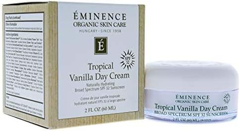 Eminence Tropical Vanilla Day Cream SPF 32, 4.2 Ounce