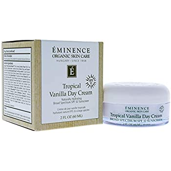 Eminence Tropical Vanilla Day Cream SPF 32, 2 Ounce
