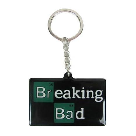 Llavero con el logo de Breaking Bad: Amazon.es: Electrónica
