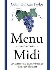 Menu from the Midi