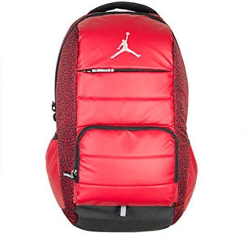 All Red Backpack - 3