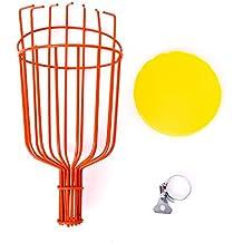 Professional Metal Fruit Picker Catcher Basket