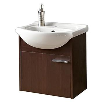 Amazon De Waschbeckenunterschrank Joslin W Waschtisch Waschbecken