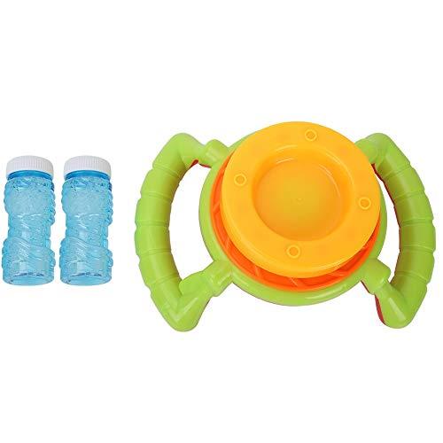 Zouminy Automatische Cartoon Lenkrad Form Bubble Machine für Baby Kids Fun Toys
