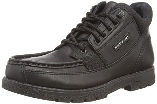 RockportMarangue - Zapatillas altas hombre Negro (Black/black)