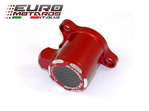 Ducati Superbike 748 Ducabike Italy Clutch Slave Cylinder Carbon Red: