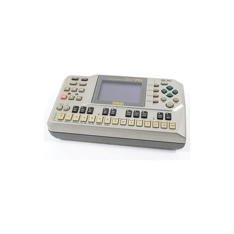 yamaha-qy70-audio-sequencer-midi