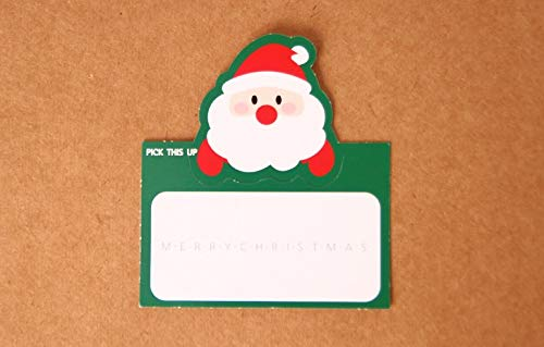 Best Quality - Cards & Invitations - New! Christmas Gift Decor Tag/Xmas Thank You Greeting Card - by Osaro Shop - 1 PCs