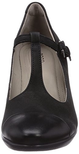 de Zapatos Black starbuck Sculptured Dress Mujer Black Negro 75 ECCO tacón Black Starbuck51052 Dress black xwgA1qY0