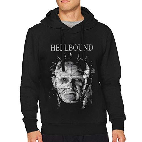 (Gen198nimade Man's Hellraiser - Hellbound Comfortable Hoodies Hooded Sweatshirt)