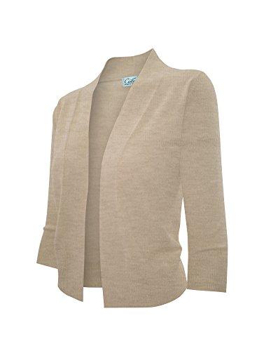 cielo-womens-knit-cropped-sweater-layered-shirttail-sweater-bolero-cardigan-medium-sw620-khaki
