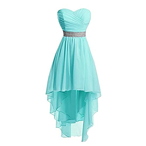 Aqua Blue Prom Dresses: Amazon.com