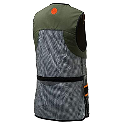 Beretta Full Mesh Vest-Green