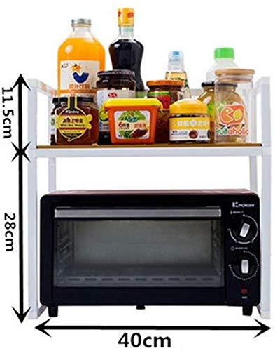 XING Rack de Almacenamiento de Cocina Bandeja de Esquina Estante ...