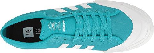 adidas Herren Matchcourt Energy Blue / Schuhe Weiß / Gum