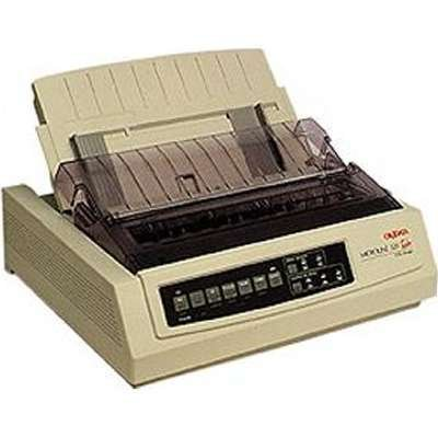 OKI 62411601 - Oki MICROLINE 320 Turbo Dot Matrix Printer - 9-pin - 435 cps Mon ()