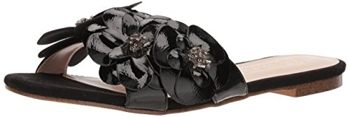 Lepore Violeta Women's Sandal Nanette Black qOSXBxwBd