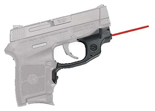 Crimson Trace LG-454 Laserguard For Smith & Wesson M&P Bodyguard .380