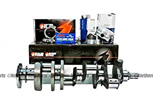 3. Northern Auto parts: 383 Chevy Stroker Kit With 6