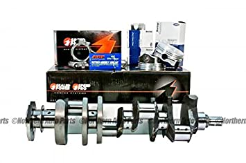Amazon com: 383 Chevy Stroker Kit With 6