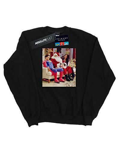 Couch Cult Absolute Friends shirt Santa Sweat Noir Fille HtHg1zxq