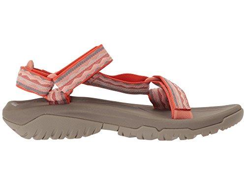 交流するしなやかな例示するTeva(テバ) レディース 女性用 シューズ 靴 サンダル Hurricane XLT2 - Lago Coral [並行輸入品]
