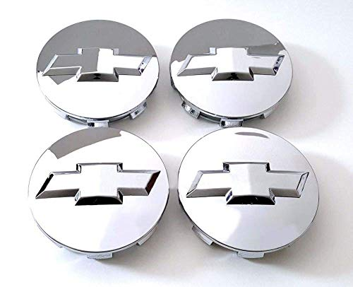(Carhome01 Wheel Center Hub Caps for 2005-2013 Chevrolet, 3.25