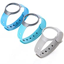 Weinisite Replacement Wristband/Strap Bacelet with Clasps for Misfit Flash
