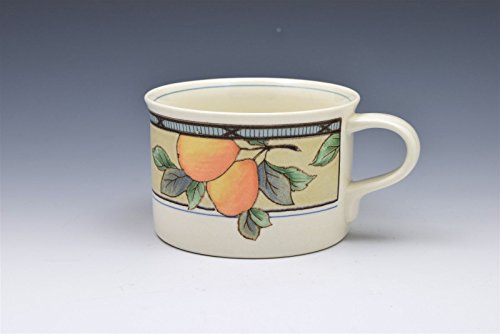 Mikasa Intaglio Garden Harvest CAC29 Flat Coffee Cup
