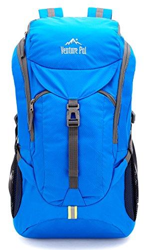 ackpack - Packable Durable Lightweight Travel Backpack Daypack for Women Men(blue) ()
