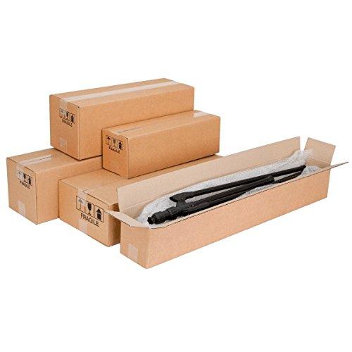 Propac z-boy703020 Boî te pour produits Longs, 70 x 30 x 20 cm, lot de 20 70x 30x 20cm